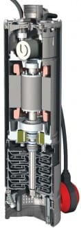 Pompes de puits CALPEDA type MPS #3