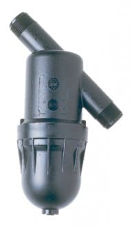 Filtres à lamelles 3/4'' - 4m³/h maxi
