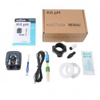 Kit pH pour électrolyseur iDOit - Pompe, sonde et accessoires