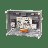 Coffrets électriques pour pompes de relevage