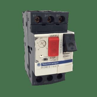 Disjoncteur GV2 - Protection magnétothermique Schneider Electric