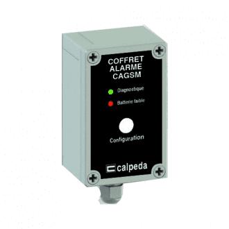 Coffret d'alarme GSM - CALPEDA