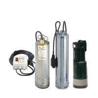 pompe immergée automatique pour puits