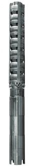 Pompes immergées PANELLI 6 pouces 140 SX 54 - Débit maxi 72 m³/h