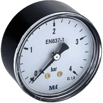 Manomètre sec 50 mm - AXIAL