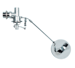 Robinet flotteur Inox E.Float 26/34
