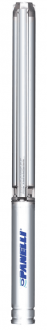95 PR 8N de la marque PANELLI  - Débit maxi 12 m³/h