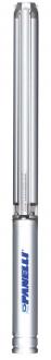 95 PR 12N de la marque PANELLI  - Débit maxi 18 m³/h