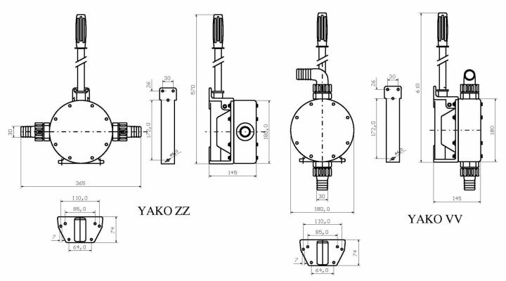 emcombrement yako