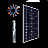 Pompage solaire immergé