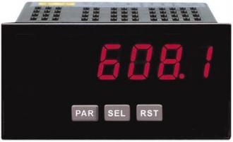 Compteur 6 digits - 2 Sorties relais
