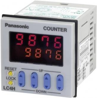 Compteur 4 digits - A présélection numérique #1