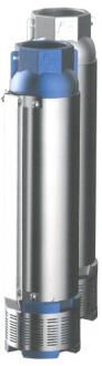 Hydrauliques PANELLI 6''  - Série 140  PR 16N