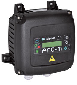 Coffret de commande et de protection PFCM