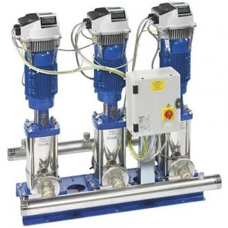 Variateur de fréquences Hydrovar HVL4 pour moteur triphasé - Alimentation triphasée 400 V #2