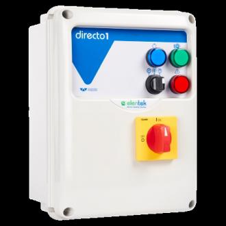 Coffret electrique de commande et de protection pour 1 pompe monophasée - DIRECTO 1