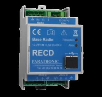 Capteur à ultrason autonome RADIUS PARATRONIC pour la mesure de niveau #2