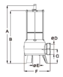 F35 F40 dimensions