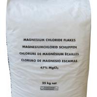 Chlorure de magnésium en flocons