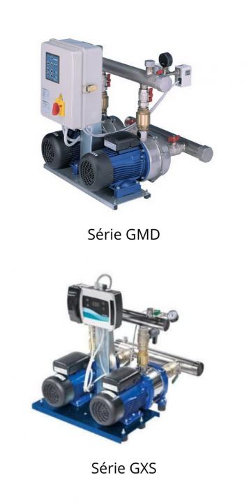 Série GMD