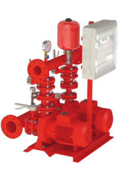 Surpresseur incendie série S11 INC - CALPEDA #1