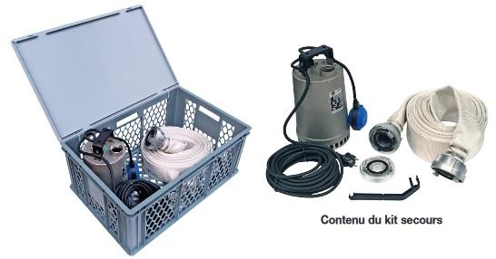 kit de secours dr steel 25