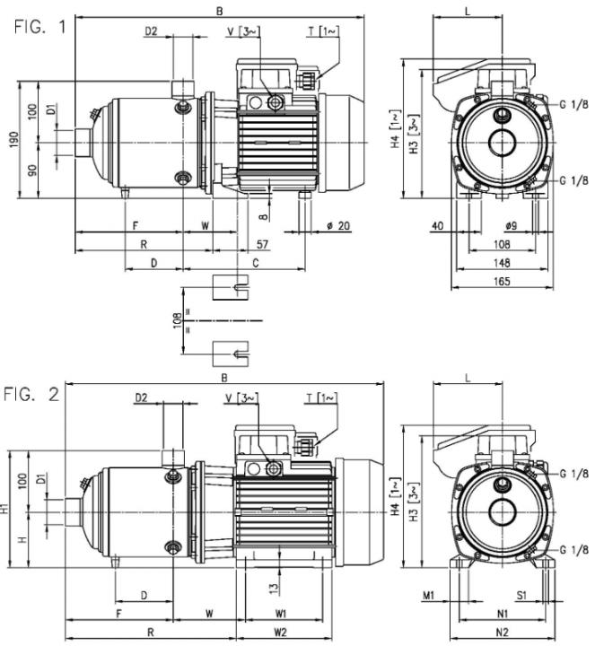 Screenshot 2020 10 16 HORIZONTAL MULTISTAGE PUMPS  Ebara Matrix 2 poles 50 en L pdf(3)