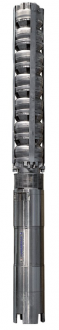 Pompes de forage PANELLI 8 pouces type 180 SX 78 De 36 à 96 m³/h