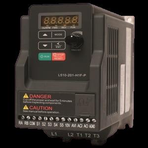 Variateur de fréquence MICRO DRIVES L510s- Mono 230 V / Tri 230 V #1