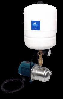 Surpresseur CALPEDA K24LGW SP et  K24HGW SP - réservoir à diaphragme #2
