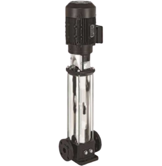 Pompe EBARA série EVMSG 1 - Débit Maxi 2,4 m³/h - Brides rondes en Fonte - 400 V