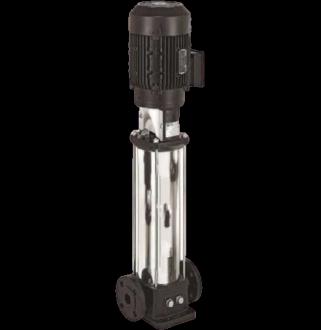 Pompe EBARA série EVMSG 3 - Débit Maxi 4,5 m³/h - Brides rondes en Fonte - 400 V