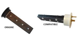 Cellules compatibles pour électrolyseur POOL TECHNOLOGIE, CASH PISCINE, O'sel, MICRODOS, QP Salt #1