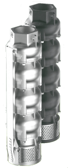 Hydrauliques 4'' PANELLI série 95 REC 18 #1