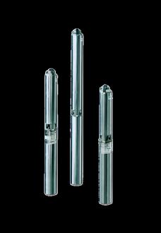 6GS de marque LOWARA - Débit maxi 8.4 m³/h