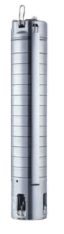 Hydrauliques de pompes de forage GRUNDFOS série SP-2A #1