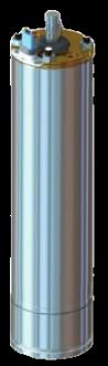 Moteurs PANELLI 400 V pour pompe immergée Ø 4 pouces (100mm)