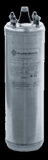 Moteurs FRANKLIN 3-WIRE (double condensateur) 230V pour pompe immergée Ø 4 pouces (100mm)