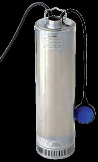 Pompes de puits OLIJU série AQUALIJU AC/AB -  Gros débit