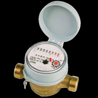 Compteurs d'eau divisionnaire DN 15 à DN 20 - PN 16 bar