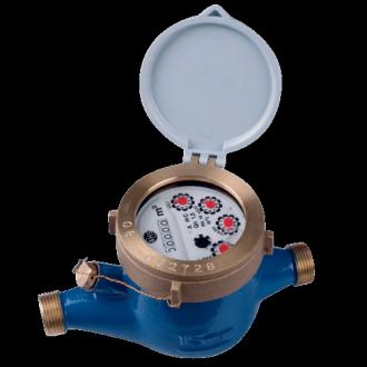 Compteur d'eau premiere prise à jet multiples - 1530 #1