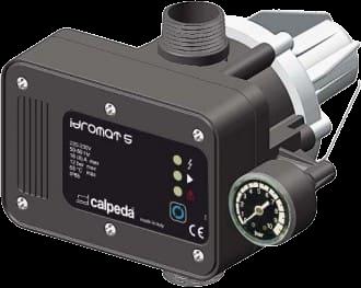Contrôleur de pression CALPEDA type IDROMAT 5 et 6