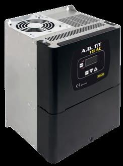 Variateur de vitesse ADAC - Fonctionnent avec capteur de pression #1