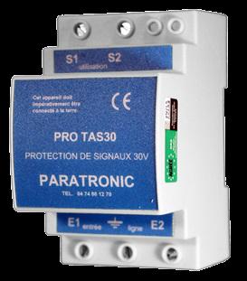 Parafoudres PARATRONIC PRO-TAS - Protection pour capteurs et sondes #1