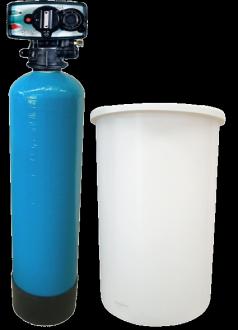 Adoucisseur d'eau Bi-Bloc