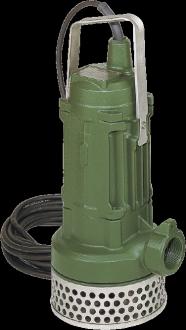 Pompes d'épuisement JETLY - DAB type DRENAG 1400/1800