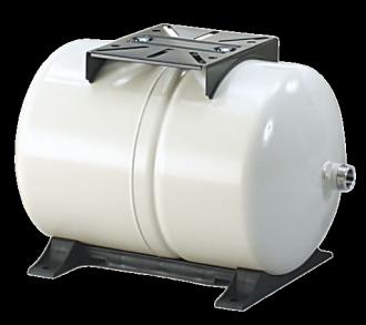 Réservoirs à diaphragme horizontaux série PressureWave