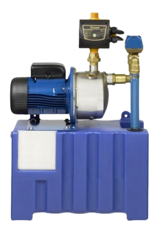 Modules de gestion des eaux de pluie - MGEP et MGEP+ - LOWARA #1