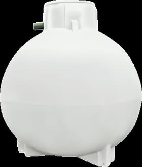 Cuves GLOBUS - Version eau potable ACS #2