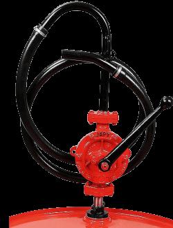 Pompe manuelle semi-rotative - série FHT